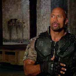 Dwayne Johnson (Roadblock) was ihn an dem Projekt reizte - OV-Interview Poster