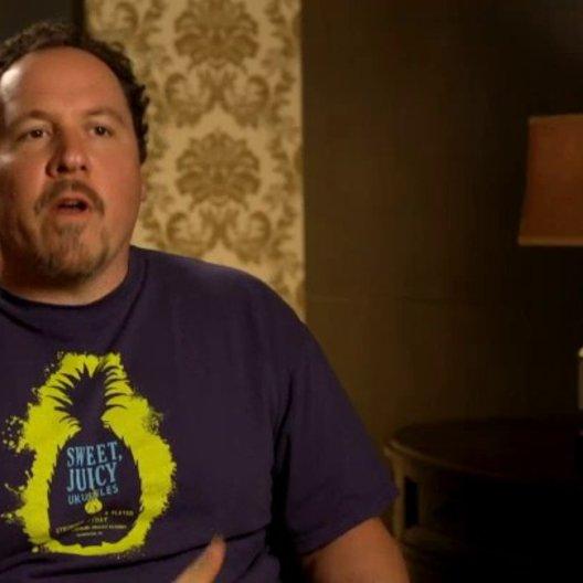 Jon Favreau - Happy Hogan - über Ben Kingsley als Mandarin - OV-Interview