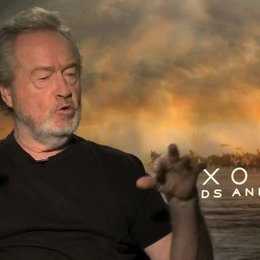 Ridley Scott - Featurette Poster