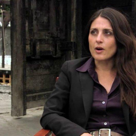 Pamela Abdy über die universellen Themen des Films - OV-Interview Poster