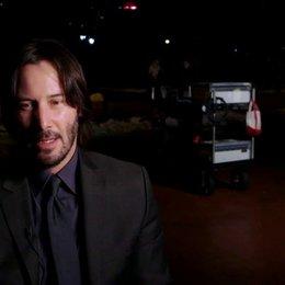 Keanu Reeves - John Wick - über die Regisseure - OV-Interview