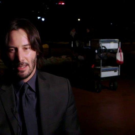 Keanu Reeves - John Wick - über die Regisseure - OV-Interview Poster