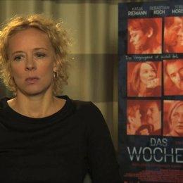Katja Riemann über Gregor und Jens - Interview Poster