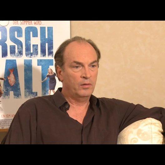 Herbert Knaup über seine Grundeinstellung zum Leben - Interview Poster