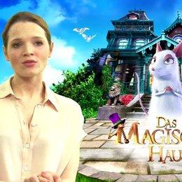 Karoline Herfurth - Maggie - über ihre Rolle I - Interview Poster
