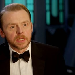 Simon Pegg (Benji Dunn) über seine Rolle - OV-Interview Poster