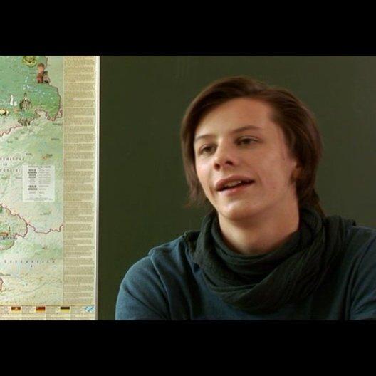Jonathan Beck (Markus) über die Entwicklung seiner Rolle - Interview Poster