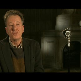 Geoffrey Rush (Lionel Logue) über Colin Firths Spiel - OV-Interview