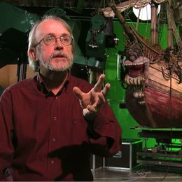 Peter Lord über Piratengeschichten - OV-Interview