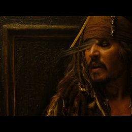 Pirates of the Caribbean - Fremde Gezeiten - Trailer Poster