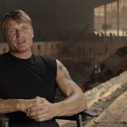 Dolph Lundgren - Gunnar Jensen - über die neuen Expendables - OV-Interview