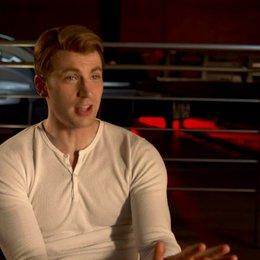 Chris Evans - Steve Rogers - Captain America über Regisseur Joss Whedon - OV-Interview