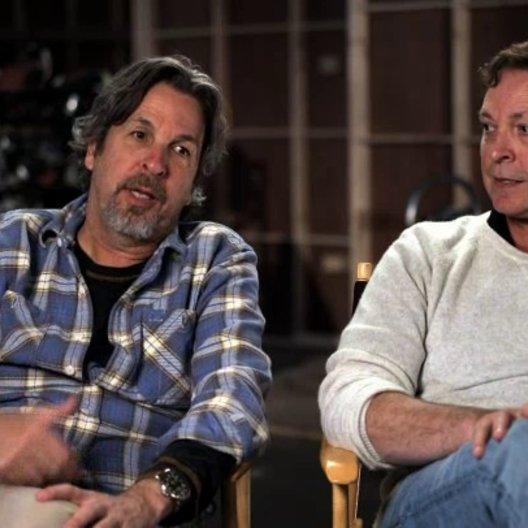 Peter und Bobby Farrelly über die Beziehung der Zuschaür zu Harry und Lloyd - OV-Interview