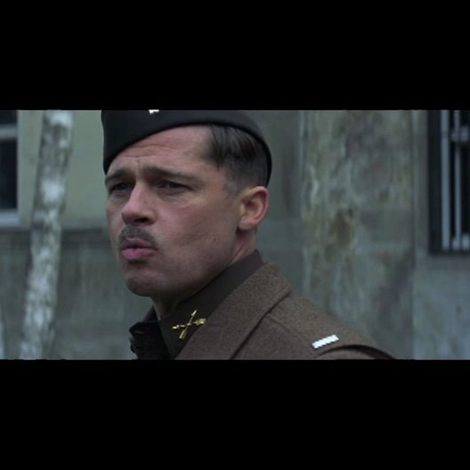 Inglourious Basterds - OV-Teaser Poster