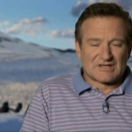 Robin Williams - OV-Interview Poster