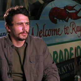 James Franco - Gator Bodine - über seine Rolle - OV-Interview