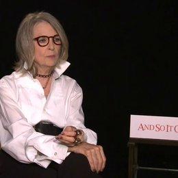 Diane Keaton - Leah - über  die Zusammenarbeit mit Rob Reiner und die Arbeit mit Komödien - OV-Interview Poster