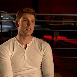 Chris Evans - Steve Rogers - Captain America über seine Rolle - OV-Interview Poster