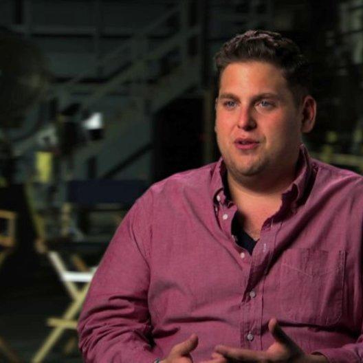 Jonah Hill über Cameo Rollen - OV-Interview