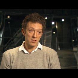 Vincent Cassel über den Grund warum er in diesem Film mitspielen wollte - OV-Interview