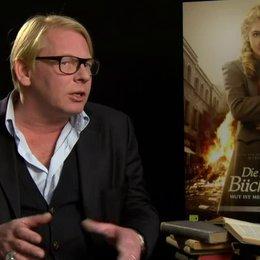 Ben Becker - Der Tod - über seine Rolle - Interview Poster