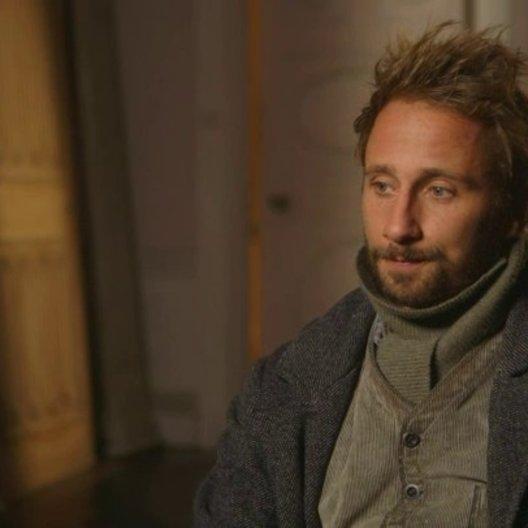 Matthias Schoenaerts über die Arbeit mit der Besetzung - OV-Interview