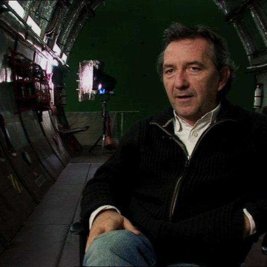 Pascal Chaumeil über die Geschichte - OV-Interview