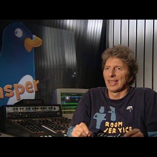 Rufus Beck über die kindliche Ästhetik des Films - Interview Poster