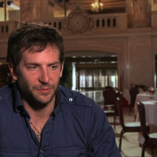 Bradley Cooper - Richie DiMaso - über den Film - OV-Interview Poster