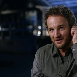 Jason Clarke - Malcolm - über Keri Russel als Ellie - OV-Interview