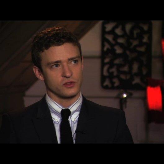 Justin Timberlake über den Film - OV-Interview Poster