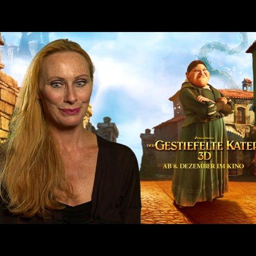Andrea Sawatzki - deutsche Stimme Jill - über ihre Rolle Jill - Interview Poster