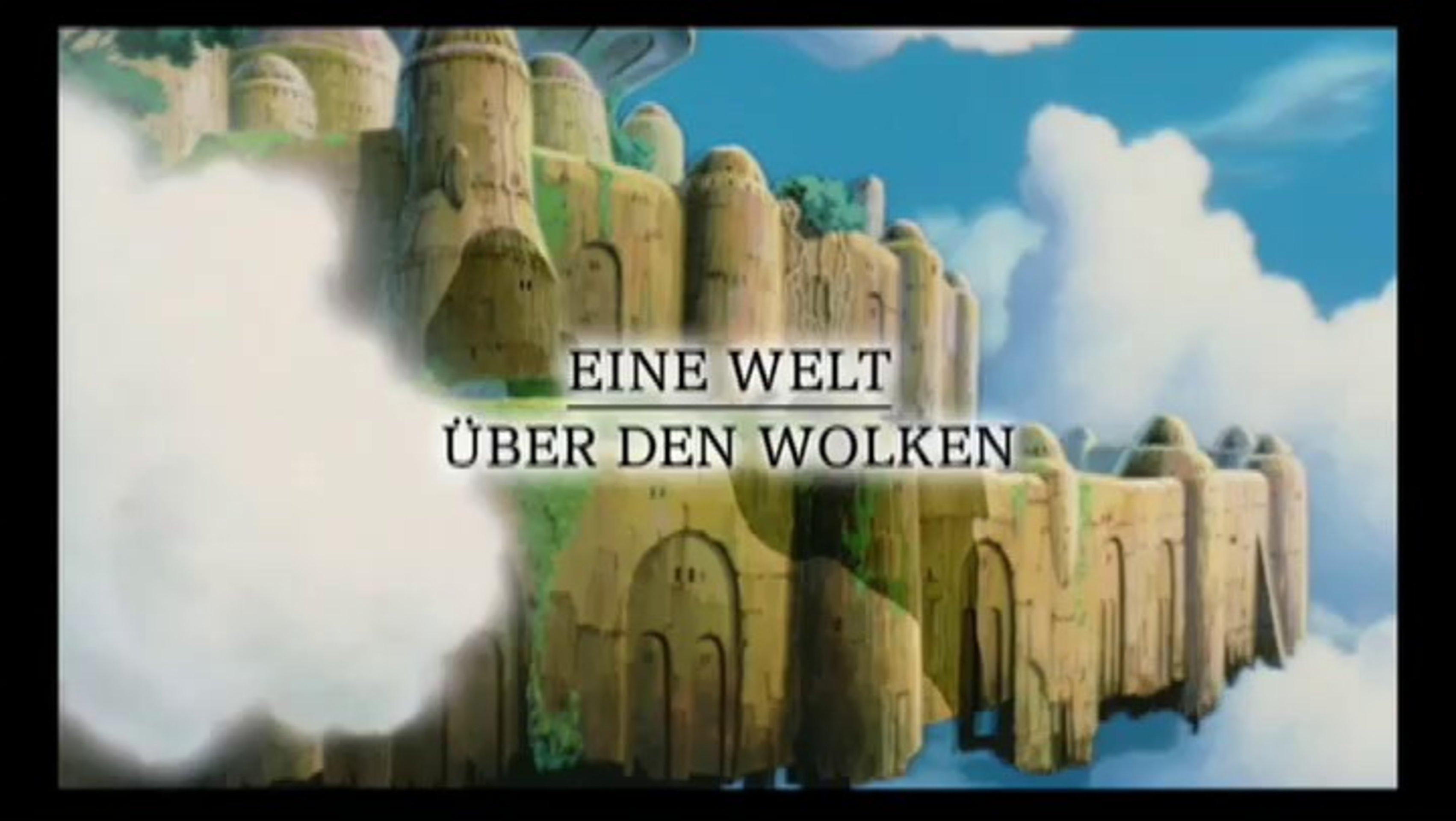 Das Schloss Im Himmel Trailer