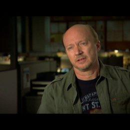 Paul Haggis (Regisseur) über die Story (2) - OV-Interview Poster