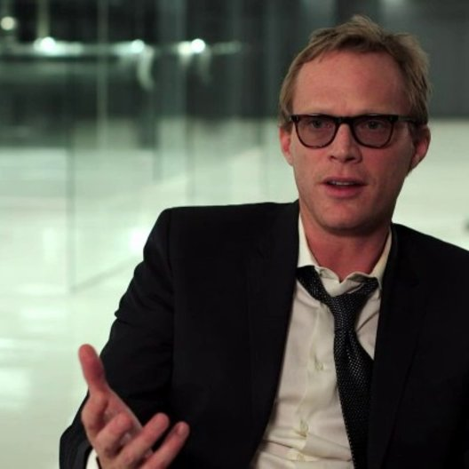 Paul Bettany über Regisseur Wally Pfister - OV-Interview