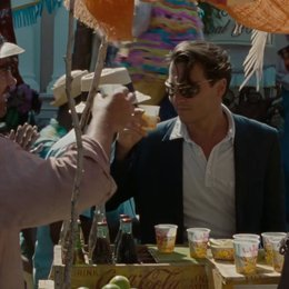 The Rum Diary - OV-Trailer Poster