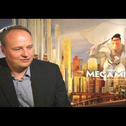 Oliver Welke (deutsche Stimme Metroman) über Minion - Interview