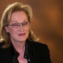 Meryl Streep - Violet Weston -  darüber, sich in die Geschichte hineinversetzen zu können - OV-Interview
