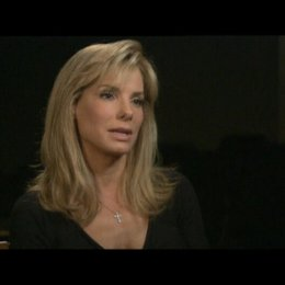 Interview mit Sandra Bullock (Leigh Anne Tuohy) - OV-Interview