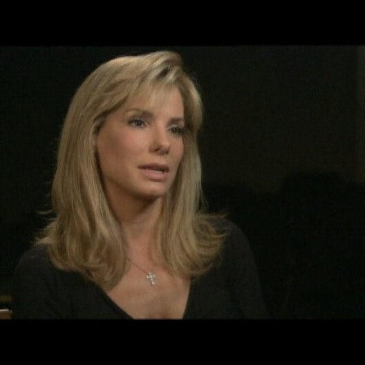 Interview mit Sandra Bullock (Leigh Anne Tuohy) - OV-Interview Poster