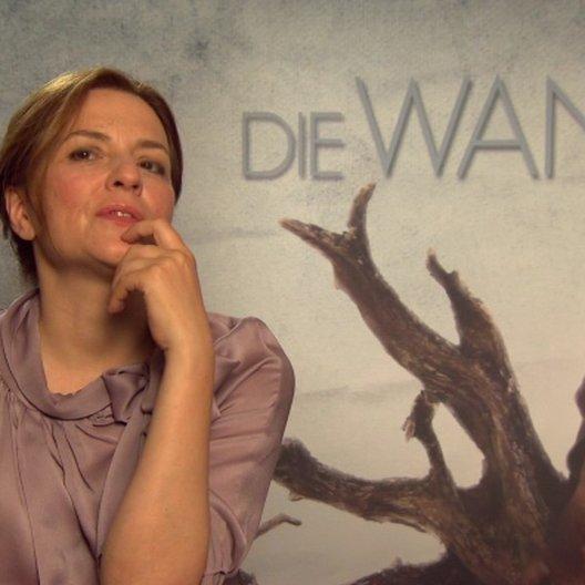 Martina Gedeck - Frau - über Marlen Haushofer - Interview Poster