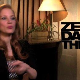 Jessica Chastain über die Entwicklung von Maya Lambert - OV-Interview Poster