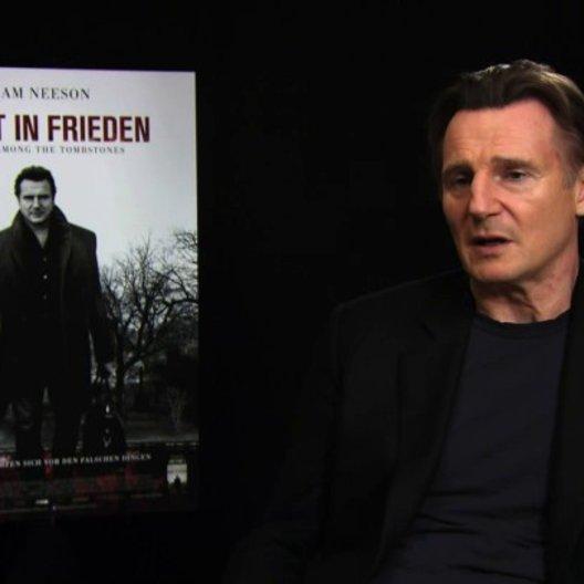 Liam Neeson über den Film - OV-Interview