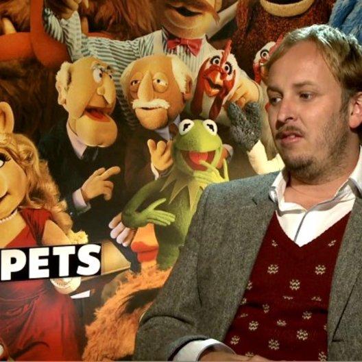 James Robin (Regisseur) über seine Intention einen neuen Muppet-Film zu machen - OV-Interview