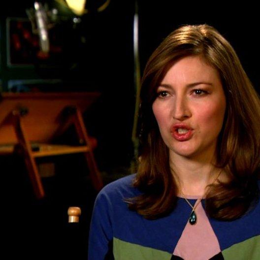 Kelly MacDonald - Originalstimme Merida - über die Geschichte - OV-Interview Poster