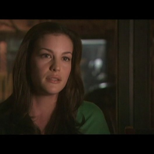 Interview mit Liv Tyler (Kristen) - OV-Interview Poster