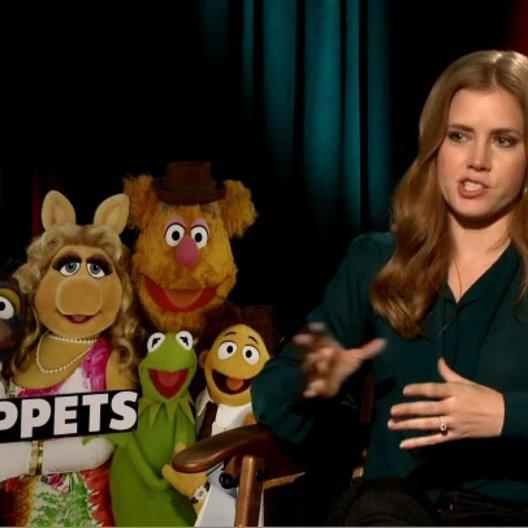 Amy Adams (Mary) darüber was die Zuschauer erwartet - OV-Interview Poster