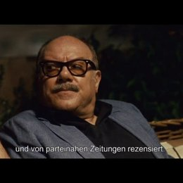 Monolog über die Freundin auf der Dachterrasse (OmU) - Szene Poster