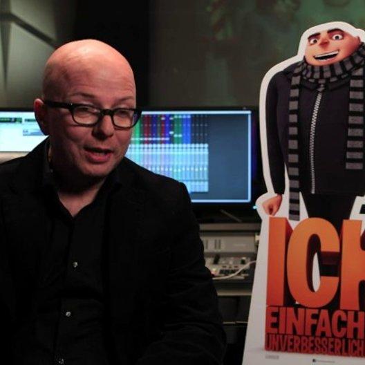 Oliver Rohrbeck über das, was den Zuschauer erwartet - Interview