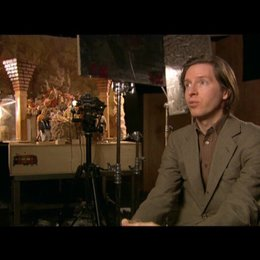 Wes Anderson über Meryl Streep als Mr Fox - OV-Interview